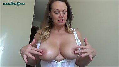 Step-Mom Always Knows Exactly What You Need by Diane Andrews bra fetish pov