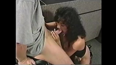 Vintage 2003 Blowjob and Facial Cumshot Compilation