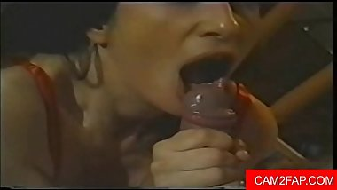 Retro Oral Creampie Free Vintage Porn Video